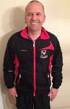 The Royston Runners team jacket (front)