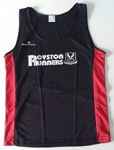The Royston Runners official vest